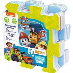 TREFL Puzzle Piankowe Mata Psi Patrol Dora i Przyjaciele Blaze 60847