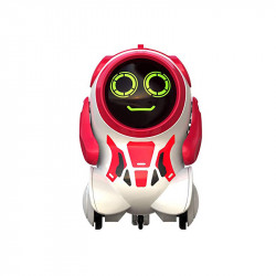Silverlit Robot Pokibot CZERWONA DZIEWCZYNKA 88529