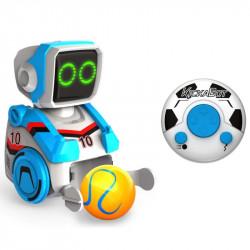 Silverlit Robot KickaBot Biało-Niebieski 88548