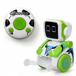 Silverlit Robot KickaBot Biało-Zielony 88548