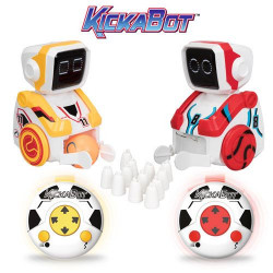 Silverlit Robot KickaBot ZESTAW DWA ROBOTY 88549