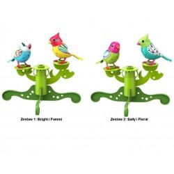 Silverlit - 88237 - DigiBirds - Śpiewające Ptaszki w Zestawie z Drzewkiem - Kolekcja Natury 3