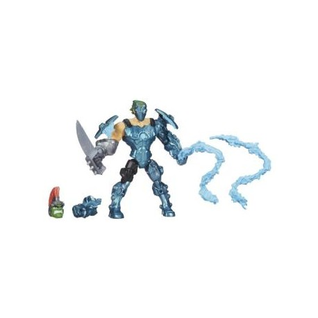 Hasbro - B0696 - A6833 - Marvel - Super Hero - Mashers - Figurka - Whiplash - 15 cm