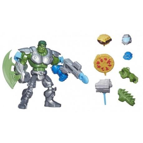 Hasbro - B0678 - Marvel - Super Hero - Mashers - Figurka - Hulk - 15 cm