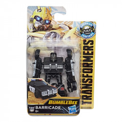 Hasbro TRANSFORMERS Energon Igniters BARRICADE E0766