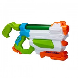 Hasbro - A9466 - NERF Super Soaker - Wyrzutnia - Pistolet na Wodę - Flash Flood