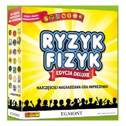 EGMONT Gra Quizowa RYZYK FIZYK 9229