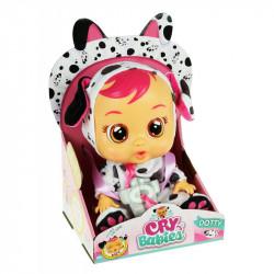 IMC TOYS Lalka Płacząca Prawdziwymi Łzami CRY BABIES DOTTY 96370