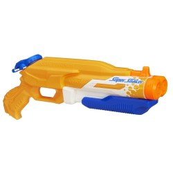 Hasbro - A4840 - NERF Super Soaker - Wyrzutnia - Pistolet na Wodę - Double Drench