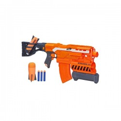Hasbro - A8494 - NERF N-Strike Elite - Wyrzutnia - Demolisher - 2 w 1