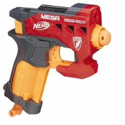 Hasbro - A9314 - NERF N-Strike Elite Mega - Wyrzutnia - Bigshock