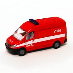 SIKU Auto Straż Pożarna 8 cm 0808