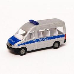 SIKU Auto Policyjne Bus Van 8 cm 0806