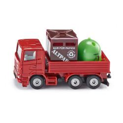 SIKU Ciężarówka 8 cm 0828