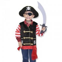Melissa & Doug - 14848 - Strój Pirata - Kostium Pirata