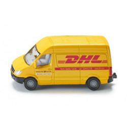 SIKU Pojazd Bus Pocztowy DHL 8 cm 1085