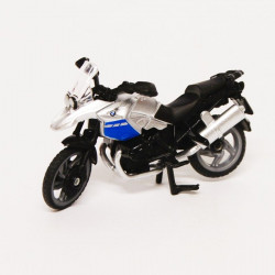 SIKU Motocykl Policyjny 8 cm 1049