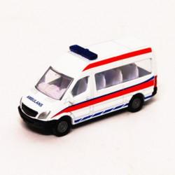 SIKU Auto Ambulans 8 cm 1083