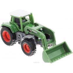 SIKU Traktor Fendt ze Spycharką 8 cm 1039