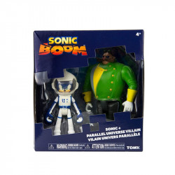 TOMY Sonic Boom DOKTOR EGGMAN I SONIC T22043