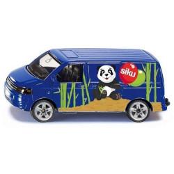 SIKU Auto VW Transporter Panda 8 cm 1338