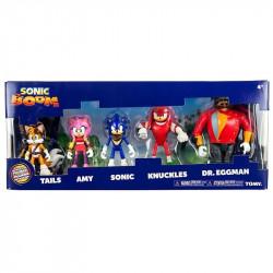 TOMY Sonic Boom BOHATEROWIE BAJKI 5 FIGUREK T22068