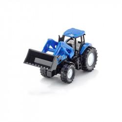 SIKU Traktor New Holland z Ładowarką 7 cm 1355