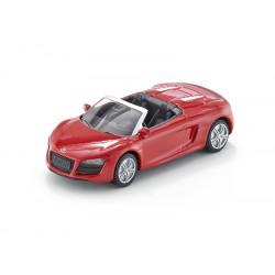 SIKU Auto Audi R8 Spyder 8 cm 1316