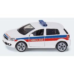 SIKU Samochód Pogotowia 8 cm 1411