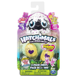 SPIN MASTER Hatchimals Surprise Dwupak z Gniazdem Seria 3 6041332
