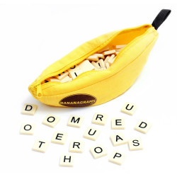 TREFL Gra Słowna Bananagrams 5256