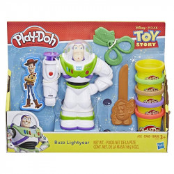 PLAY-DOH Zestaw Ciastoliny Toy Story Buzz Astral E3369