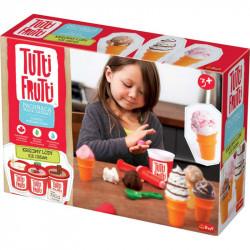 TREFL Tutti Frutti Ciastolina Zapachowa Zestaw Pachnące Lody 60743
