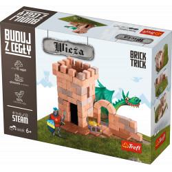TREFL Brick Trick Buduj z Cegieł WIEŻA 60868
