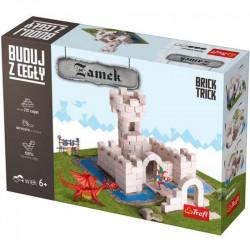 TREFL Brick Trick Buduj z Cegieł ZAMEK 60870