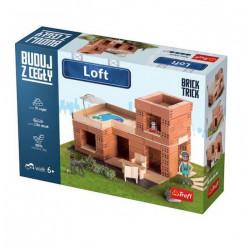 TREFL Brick Trick Buduj z Cegieł LOFT 60872