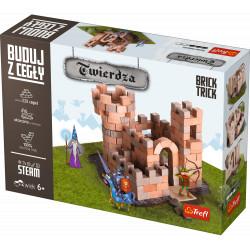 TREFL Brick Trick Buduj z Cegieł TWIERDZA Pałac 60871