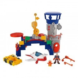 Fisher-Price - BDY37 - Imaginext - Lotnisko