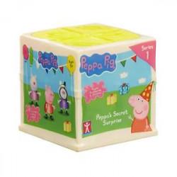 TM TOYS Świnka Peppa Pudełko z Niespodzianką 06920