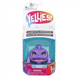 HASBRO Yellies Interaktywna Jaszczurka Scalez E6149
