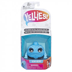HASBRO Yellies Interaktywna Jaszczurka Echo Gecko E6151