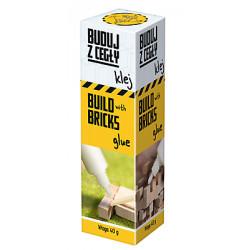TREFL Brick Trick Buduj z Cegieł Zestaw Uzupełniający KLEJ 61037