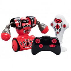 Silverlit Robot Czerwony Kombat Zestaw Treningowy 88053