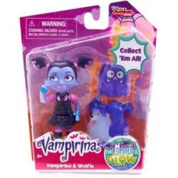 VAMPIRINA Zestaw Figurek Vampirina i Wolfie 78066