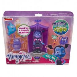 VAMPIRINA Zestaw Figurek Vampirina i Świecący Przyjaciele 78021