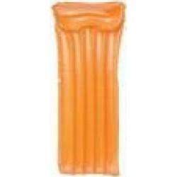 Bestway - 44013 - Materac Nadmuchiwany - Pomarańczowy - 183 cm x 76 cm