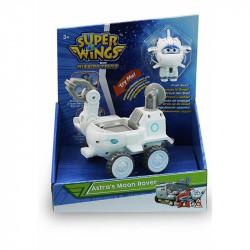 SUPER WINGS Mission Teams Figurka Transformująca Astra i Księżycowy Łazik 730844