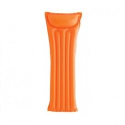 Intex - 59703 - Materac Nadmuchiwany - Pomarańczowy - 183 cm x 69 cm