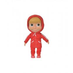 Simba MASZA I NIEDŹWIEDŹ Lalka w Czerwonym Stroju Sportwoym 23 cm 5335