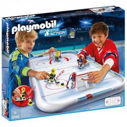 PLAYMOBIL 5594 Sports&Action ARENA HOKEJOWA